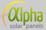 Alpha Solar Panels